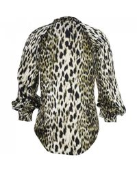 NÜ Leopard Print Shirt - Multicolour