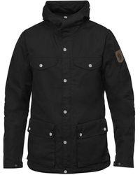 Fjallraven Fjallraven Greenland Jacket Black