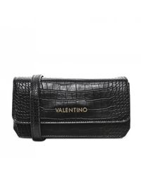 Valentino By Mario Valentino Summer Memento Mini Cross Body Bag Colour: Black