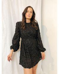 Spirit & Grace The Luna Dress - Black