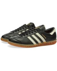 adidas Hamburg Sneakers - Black