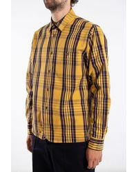 Delikatessen Shirt / Strong / Yellow Diamond