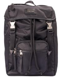 Versace Jeans Couture Backpack - Black