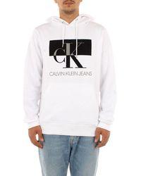 Calvin Klein Sweaters White