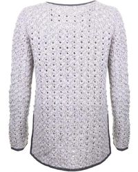 INTROPIA - Hoss Ladies' Fine Knit Sweater - Lyst