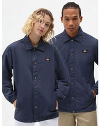 Dickies   Oakport Coach   Navy - Blue