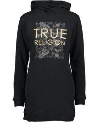 True Religion Pullover Dress - Black