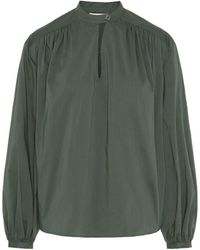 Atterley Custommade Gia Blouse - Green