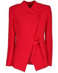 Emporio Armani Jacket - Red