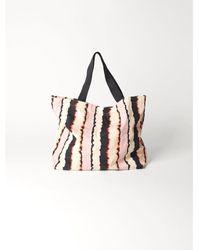 Becksöndergaard Flasha Foldable Bag In Black 210143500 - Multicolour
