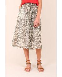 Swildens Valence Skirt - Natural