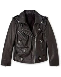 Rebecca Minkoff Wes Moto Jacket - Black