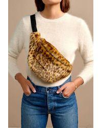Bellerose Salima Leopard Bag - Multicolour