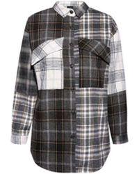 NÜ Iniki Shirt Jacket - Grey