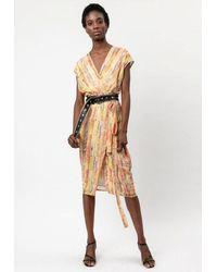 Religion Hope Dress - Multicolour