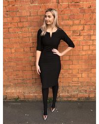 Diva Royale Dress - Black