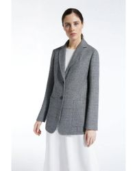 Weekend by Maxmara - Handsewn Ossido Two-button Jacket - Lyst