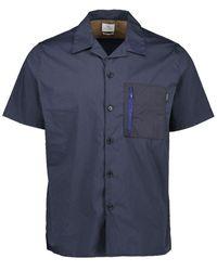 Paul Smith Pocket Shirt - Blue