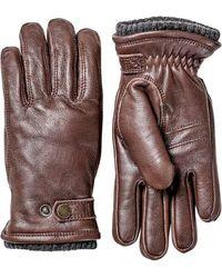 Hestra Utsjo Glove - Espresso - Brown