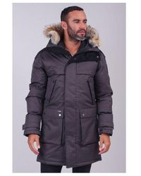Nobis Yatesy Jacket Colour: Steel Grey