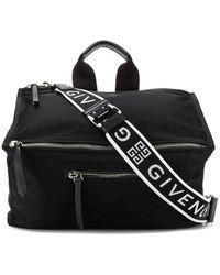 Givenchy Men's Bk5006k0ax001 Black Polyamide Travel Bag