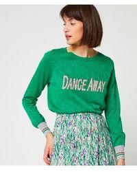 Suncoo Dance Away Jumper - Green