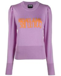 Versace Jeans Couture Maglia - Pink