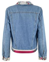 Roy Rogers Roy Roger's Cotton Jacket - Blue