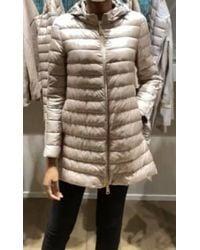 Herno Mid Length Coat - Multicolour