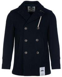 Camplin Coats - Blue