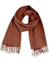 Part Two Cita Chocolate Scarf - Brown