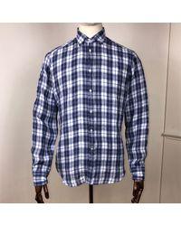 B.D. Baggies Bd Baggies Bradfort Check Shirt - Blue