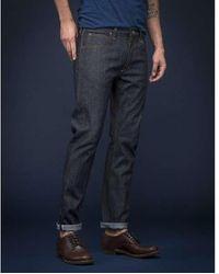 Lee Jeans Rider Slim Dry L32 - Blue