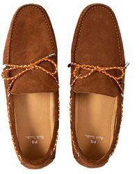 Paul Smith Springfield Shoe Tan - Brown