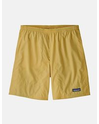 "Patagonia baggies Lights Shorts (6.5"") - Surfboard Yellow"