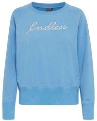 Ichi Ihemery Sweatshirt - Blue