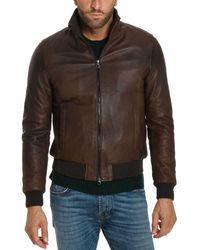 29-Twentynine 29-twentynine Leather Jacket - Brown