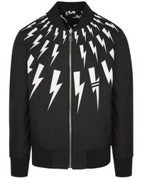 Neil Barrett Reversible Jacket - Black