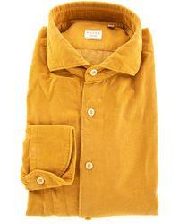 Xacus Shirt In Yellow