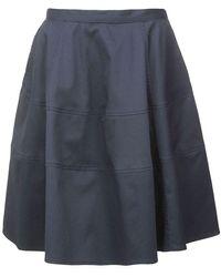 Aspesi Skirts - Blue