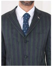 Gibson - Knitted Spot Tie - Lyst