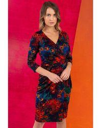 Diva Catwalk Sissinghurst Dress - Red