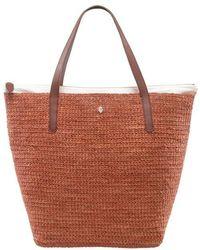 Helen Kaminski Davolia Bag Auburn - Orange