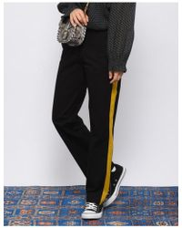 Leon & Harper - Pensee Band Trousers - Lyst