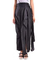 Barbara I Gongini Trousers - Black