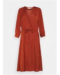 Inwear Frieda Dress Cayenne - Red