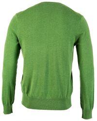 Ralph Lauren Polo Pima Cotton Crew Neck Sweater - Green