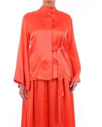 McQ Shirts Blouses Women Orange