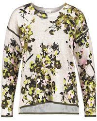 Gerry Weber Floral Printed Jumper - Multicolour