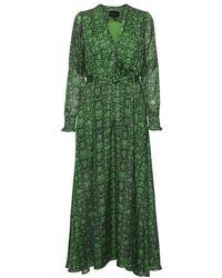 Birgitte Herskind Paula Dress By - Green